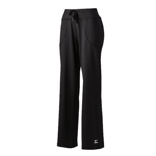Mizuno Women's Elite 9: Straight Pant - Black