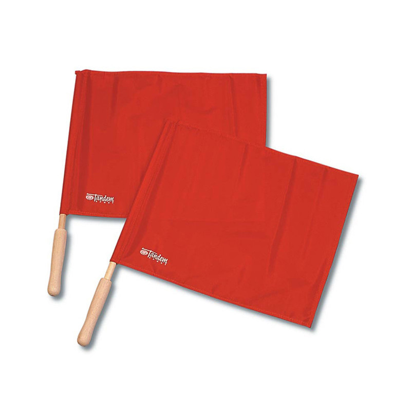 Linesman Flags - Solid