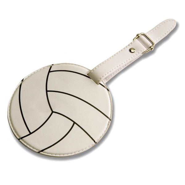 Volleyball Luggage Tag