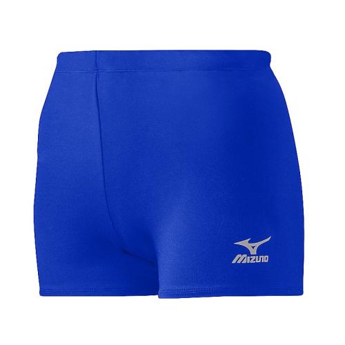 Mizuno Women's Vortex Hybrid Short - Royal