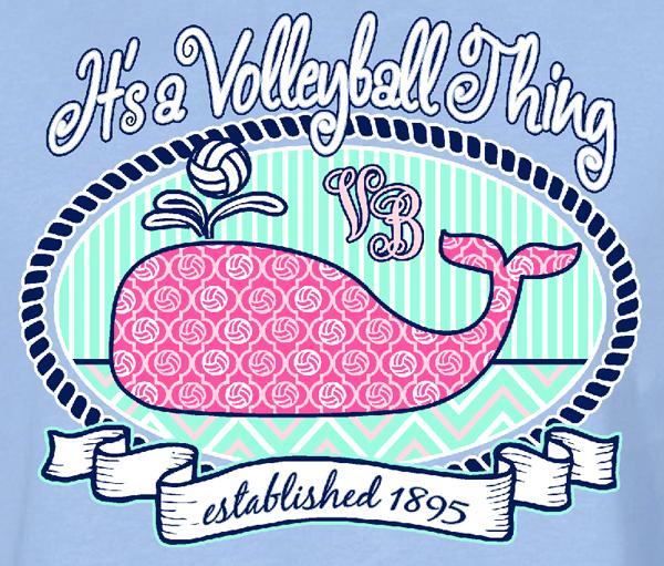 VB Whale- Full Front Design