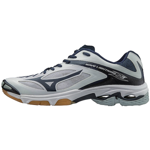 Mizuno Women's Wave Lightning Z3 - White/Navy