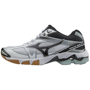 Mizuno Men's Wave Bolt 6 - White/Black