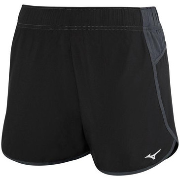 Atlanta Youth Cover Up Short-Black/Charcoal