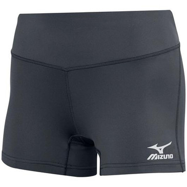 Mizuno Women's Victory Short - Charcoal
