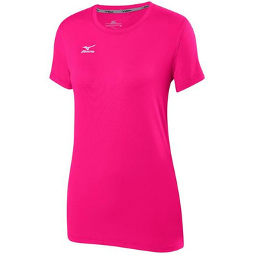 Mizuno Youth Attack Tee 2.0 - Pink
