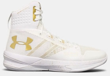Under Armour Highlight Ace- White