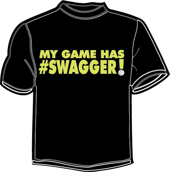 My Game Has #Swagger SS T-Shirt