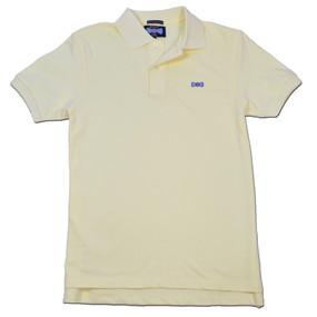 Men's Classic Boat Tie Polo Shirt - Yellow