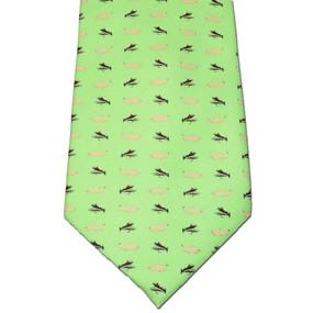 Fly Fishing Tie - Light Green
