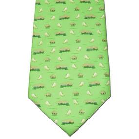 The Tiki Lounge Tie - Green