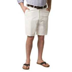 Castaway Clothing Solid Cisco Shorts - White