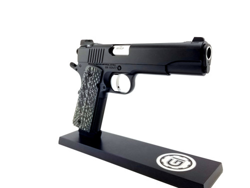 No Name Government custom 1911 made by Guncrafter Industries in the USA.