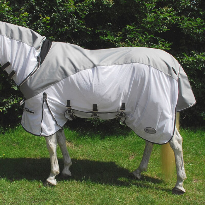 Rhinegold Masai 2 Combined Outdoor / Fly Rug
