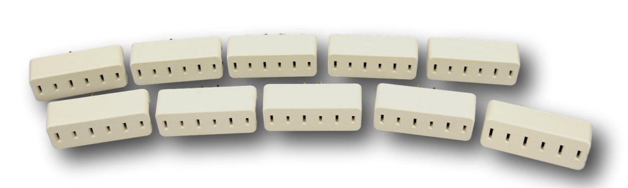 Outlet Triple Tap Adapter