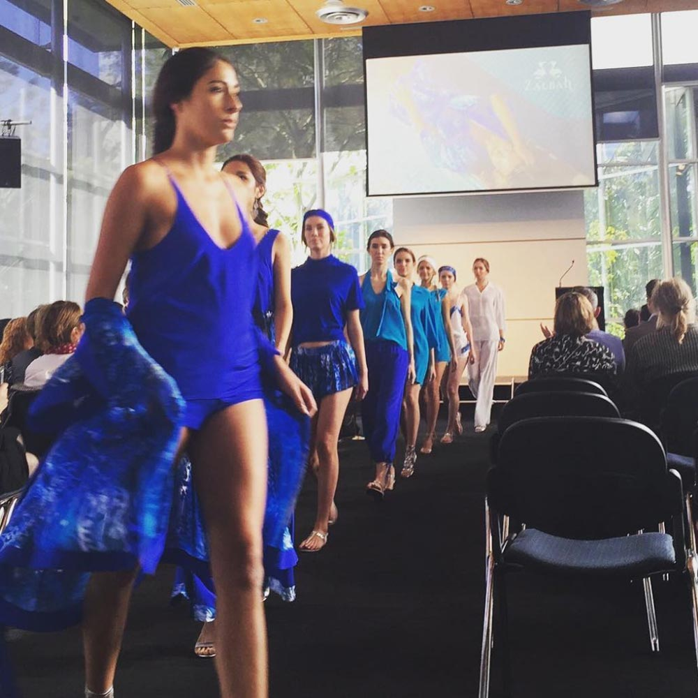 Rosalbah at the QUT Fashion Accelerator Fashion Show 2016