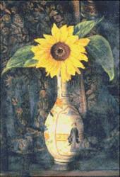 A Sunflower - Frederick