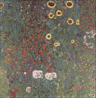 Sunflowers - Gustav Klimt