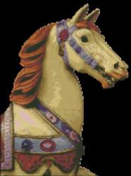 Carousel Horse 3