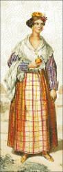 Philippine Mestisa 1800's