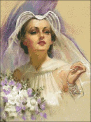 1930's Bride