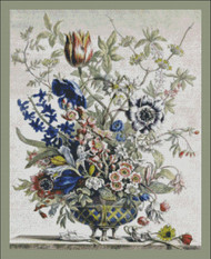 Twelve Months of Flowers - 002 February