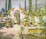 Santa Barbara Courtyard