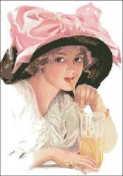 Victorian Lady 1