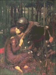 La Belle Dame Sans Merci-Waterhouse