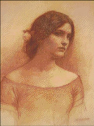 Study for Lady Clare