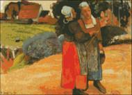Breton Peasant Women