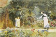 Catching the Pony