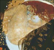 Danae by Klimt