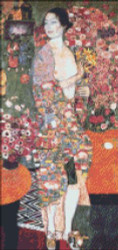 Dancer by Klimt