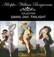 Bouguereau Cross Stitch Pattern Collection