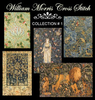 William Morris Cross Stitch Collection #1