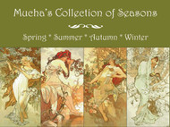 Mucha's Collection of Seasons