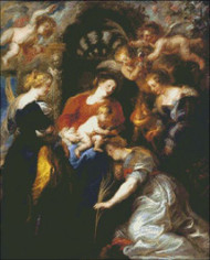 Crowning of St. Catherine