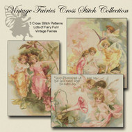 Vintage Fairies Collection