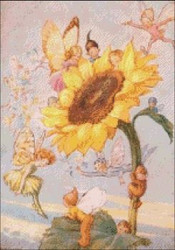 Sunflower Fairies