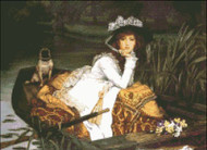 Young Lady in a Boat