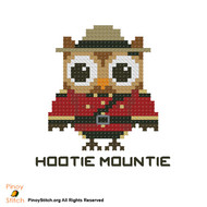 Hootie Mountie (Canadian Mounted Police)