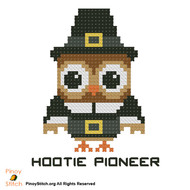 Hootie Pioneer Pilgrim (Thanksgiving)