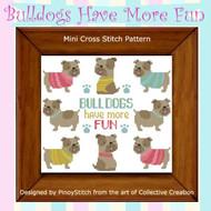 Bulldogs Have More Fun