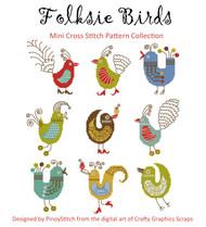 Folksie Birds