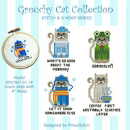 Grouchy Cat Collection