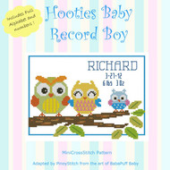Hooties Baby Record Boy