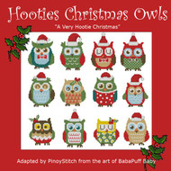 Hooties Christmas Owls Minis ( A Very Hootie Christmas)