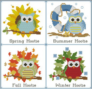 Hooties Seasons of the Year