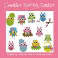 Hooties Spring Easter